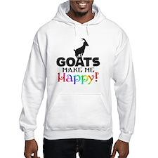GOATS Make me Happy Hoodie