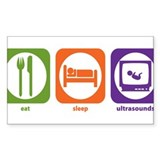 Eat sleep ultrasound 10 Pack