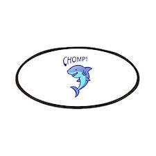 SHARK CHOMP Patches