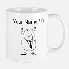 Custom Businessman Mugs
