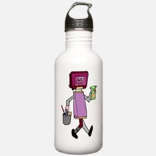 Janitor Water Bottle