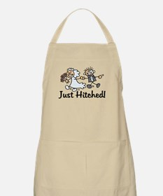 Just Hitched BBQ Apron