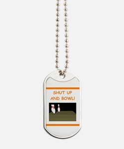 Unique Game Dog Tags