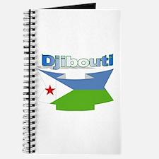Djibouti ribbon Journal