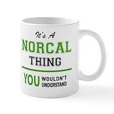 Unique Norcal Mug