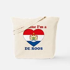 De Roos, Valentine's Day Tote Bag