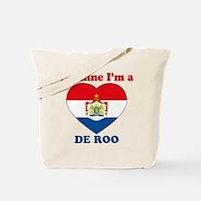 De Roo, Valentine's Day Tote Bag