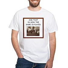 bocce joke T-Shirt