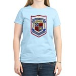USS JOSEPH STRAUSS Women's Light T-Shirt