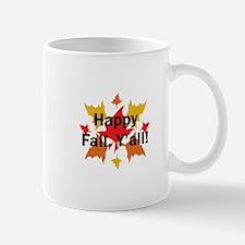 HAPPY FALL YALL Mugs