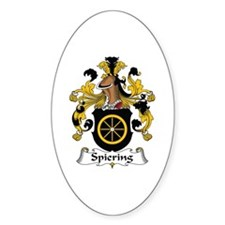 Spiering Oval Decal