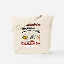 I Live in Tote Bag