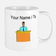 Custom Bank Teller Mugs