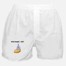 Custom Bank Teller Boxer Shorts