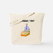 Custom Bank Teller Tote Bag