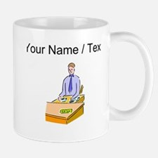 Custom Bank Teller Mugs