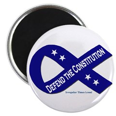 Defend the Constitution Ribbon Magnet