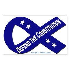 Defend the Constitution (Bumper Sticker)