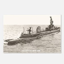USS SPINAX Postcards (Package of 8)
