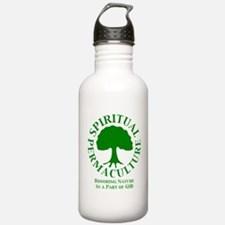 Spiritual Permaculture Water Bottle