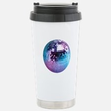 Disco Ball (personalizable) Travel Mug