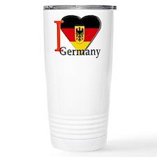 I love Germany Travel Coffee Mug
