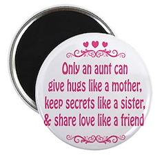 Cute Aunt Magnet