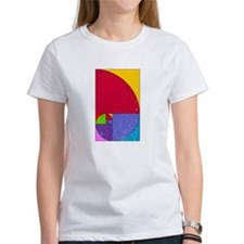 Fibonacci Pop Art T-Shirt