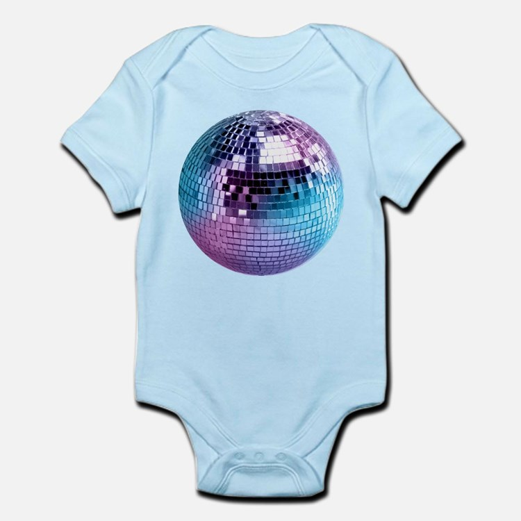 Disco Ball Graphic Infant Bodysuit