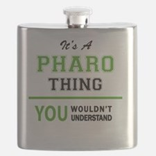 Unique Pharos Flask