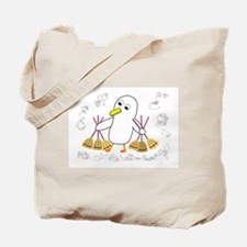 Trying to be Faster Tote Bag