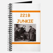 221b baker street joke Journal
