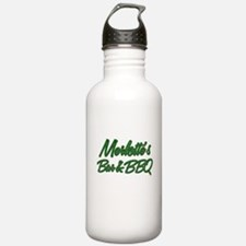 Merlottes Bar and BBQ Water Bottle