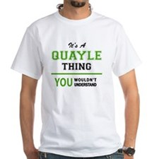 Unique Quayle Shirt
