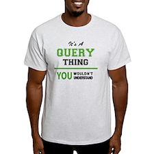 Cute Query T-Shirt