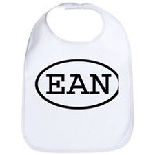 EAN Oval Bib