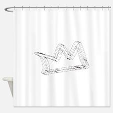 Unique Dope Shower Curtain