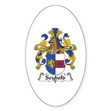 Seybold Oval Decal