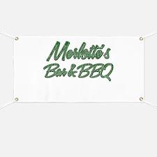 Vintage Merlottes Banner