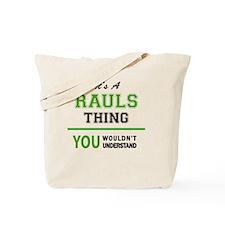 Unique Raul Tote Bag