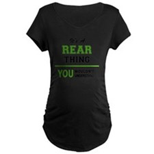 Unique Rear T-Shirt