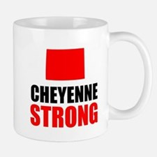 Cheyenne Strong Mugs