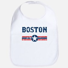 Boston USA Bib