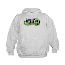 USA Women Soccer2 Hoodie