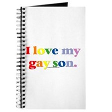 I love my gay son. Journal