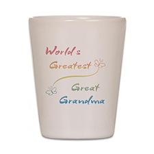 Great Grandma Shot Glass