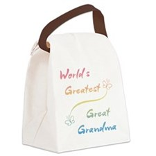 Great Grandma Canvas Lunch Bag