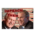 Impeach Them Postcards (Package of 8)