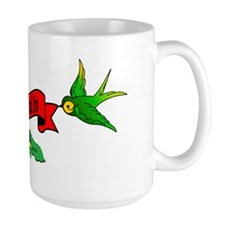 Got Married In Jamaica Mug