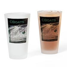 Cover 2015 Cboats.net Calendar Drinking Glass